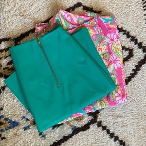 💥Lily Pulitzer💥 green skirt